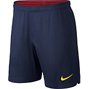 Nike Men's FC Barcelona 2018 Breathe Stadium Home Replica Shorts