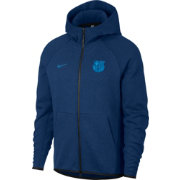 Nike Men's FC Barcelona Blue Training Top
