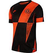 Nike Men's Chelsea FC '19  Prematch Performance Shirt