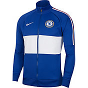 Nike Men's Chelsea FC I96 Blue Full-Zip Jacket