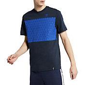 Nike Men's Chelsea FC Travel Crest Navy T-Shirt