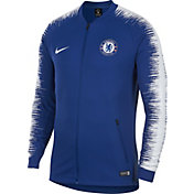 Nike Men's Chelsea FC Royal Full-Zip Jacket