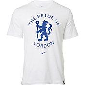 Nike Men's Chelsea FC Story Telling White T-Shirt