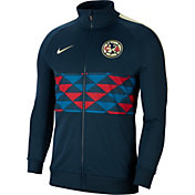 Nike Men's Club America I96 Navy Full-Zip Jacket