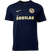 Nike Men's Club America Core Navy Match T-Shirt