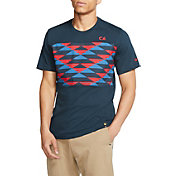 Nike Men's Club America Travel Navy T-Shirt