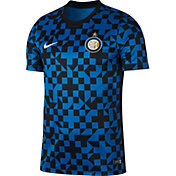 Nike Men's Inter Milan '19 Home Prematch Performance Shirt