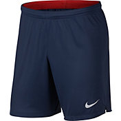 Nike Men's Paris Saint-Germain 2018 Breathe Stadium Home Replica Shorts