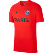 Nike Men's Paris Saint-Germain Core Red Match T-Shirt