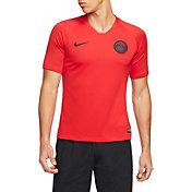 Nike Men's Paris Saint-Germain Red Training Shirt