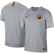 Nike Men's AS Roma 2018 Breathe Stadium Away Replica Jersey