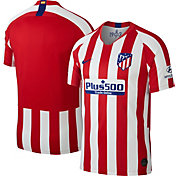 Nike Men's Atletico Madrid '19 Breathe Stadium Home Replica Jersey