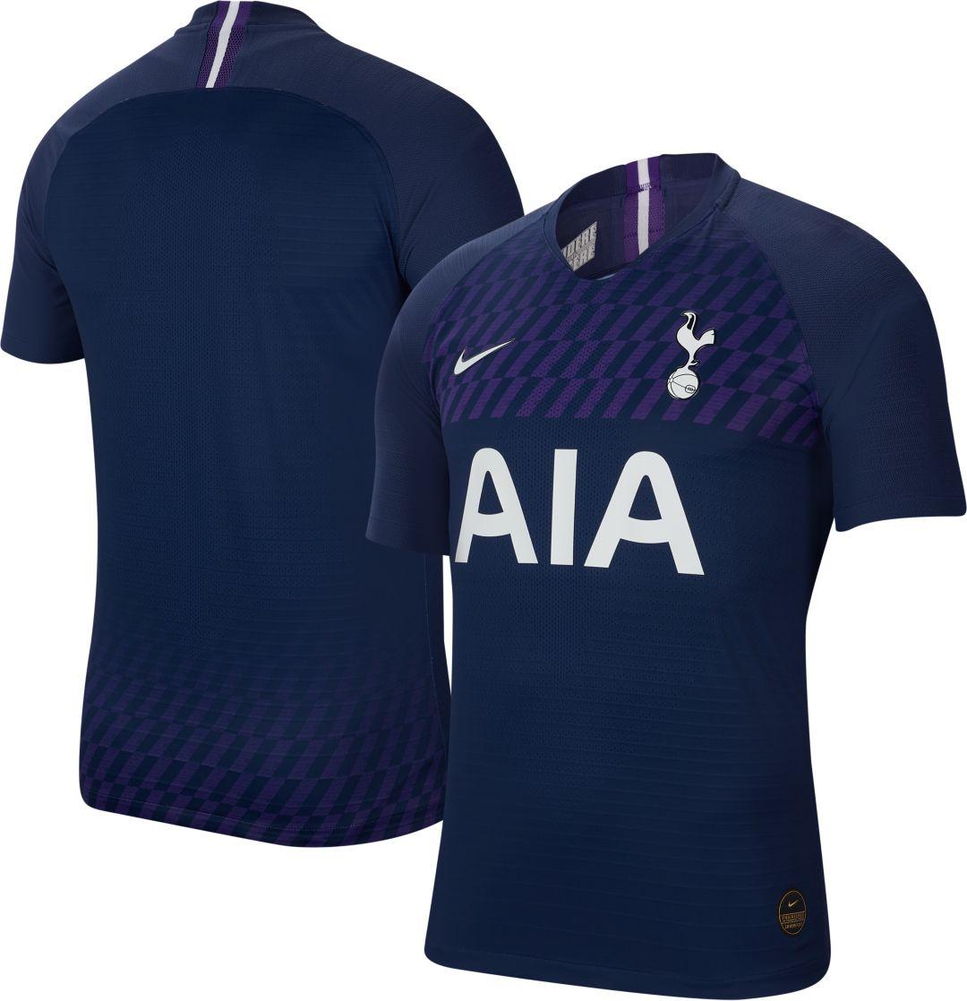 the best attitude bc122 fa1a7 Nike Men's Tottenham Hotspur '19 Breathe Stadium Away Replica Jersey