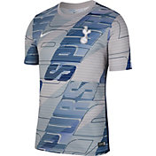 Nike Men's Tottenham Hotspur '19 Grey Prematch Performance Shirt