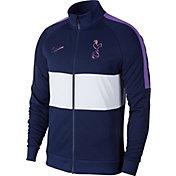 Nike Men's Tottenham Hotspur I96 Blue Full-Zip Jacket