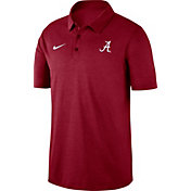 Nike Men's Alabama Crimson Tide Crimson Dri-FIT Breathe Polo