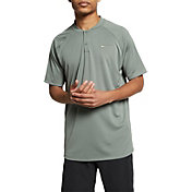 Nike Men's Dry Momentum Blade Collar Golf Polo