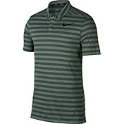 Nike Men's Striped Dry Golf Polo