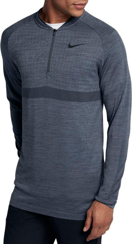 Nike Men's Seamless Dry ½ Zip Golf Pullover
