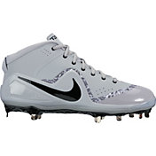 Nike Men's Force Zoom Trout 4 Mid Metal Baseball Cleats