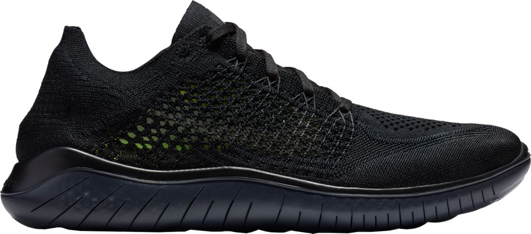 size 40 ff2be ed5dd Nike Men's Free RN Flyknit 2018 Running Shoes | DICK'S Sporting Goods