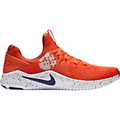 60fcadf1cfdfe Nike Men s Free TR 8 Clemson Training Shoes