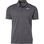 Nike Men's Heather Dry Golf Polo