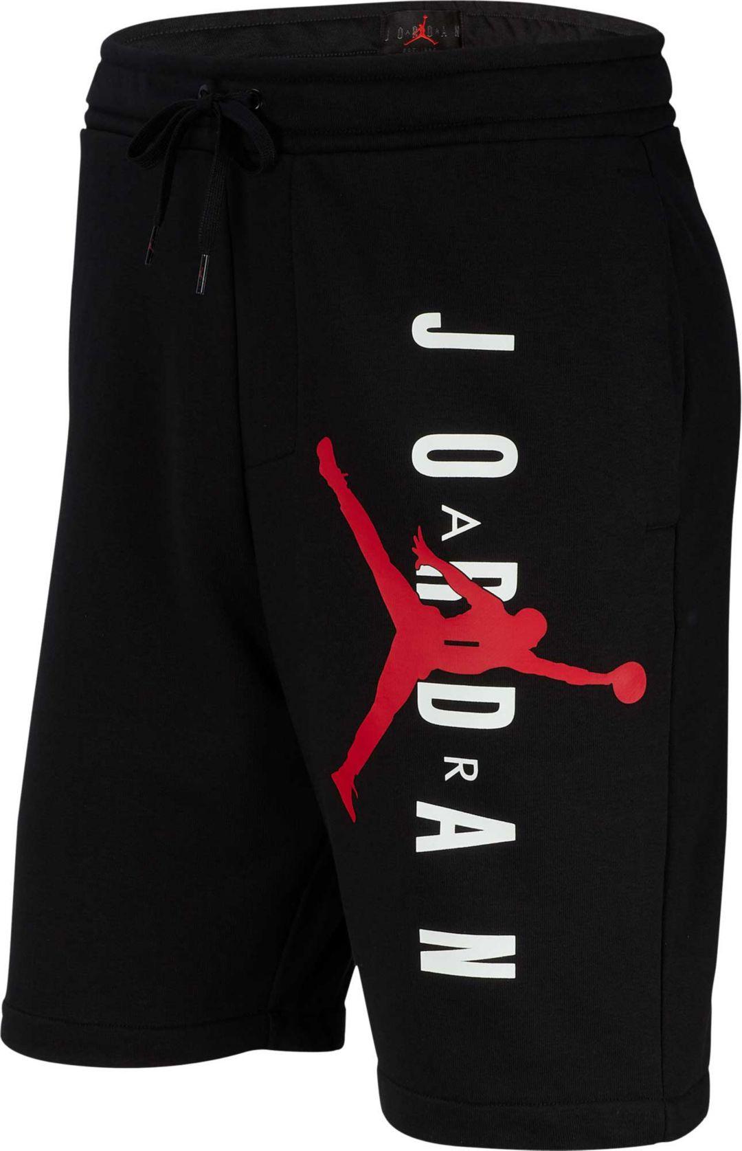 68469ed3871 Jordan Men's Jumpman Air Fleece Shorts | DICK'S Sporting Goods