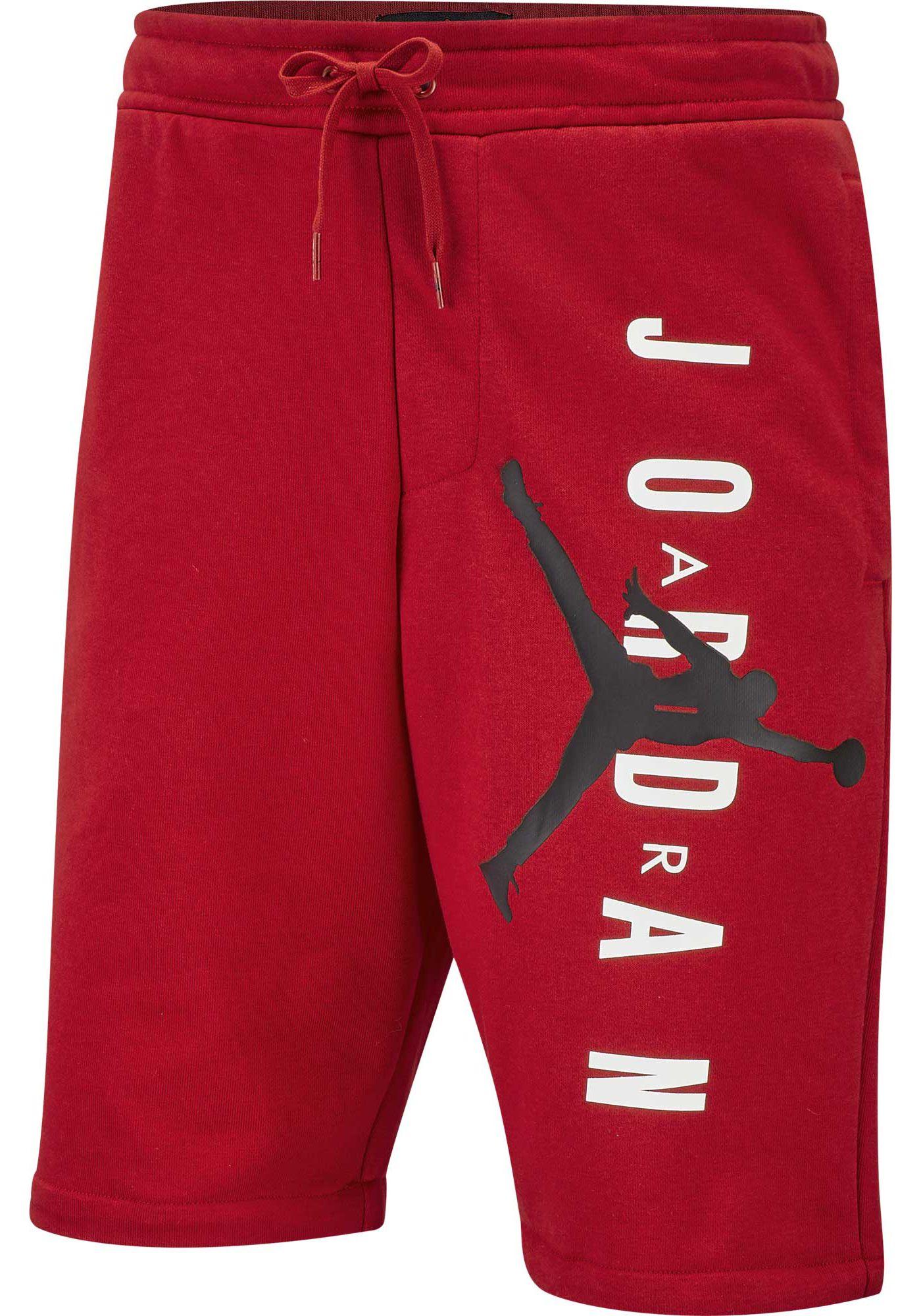 Jordan Men's Jumpman Air Fleece Shorts