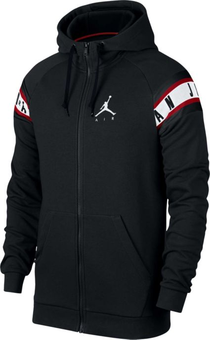 Jordan Men s Jumpman Air HBR Dri-FIT Full-Zip Hoodie. noImageFound 61563c46fbb6e
