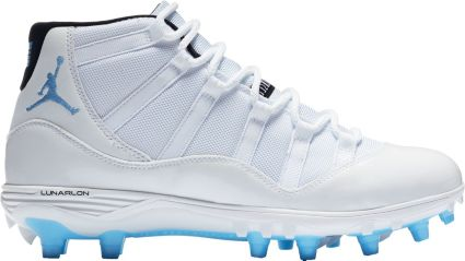 2e96bf81948fd5 Jordan Men s XI Retro TD Mid Football Cleats