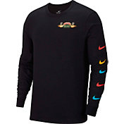 Nike Men's Dry Kyrie Irving Long Sleeve Graphic Tee