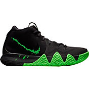 pretty nice 59ba3 ad87f Product Image · Nike Kyrie 4 Basketball Shoes. Black Green
