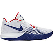 f02b62f828e0 Product Image · Nike Men s Kyrie Flytrap Basketball Shoes in White Blue