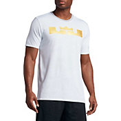 Nike Men's Dry LBJ Pixel Graphic T-Shirt