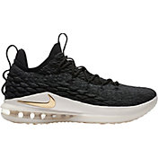 Nike Men's LeBron 15 Low Basketball Shoes