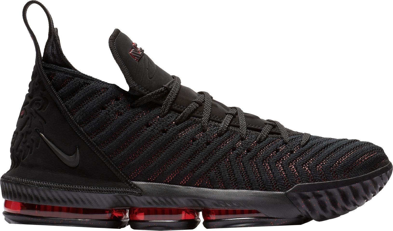fddd07f369af Nike LeBron 16 Basketball Shoes
