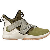 4728b22ef1a5e Product Image · Nike Zoom LeBron Soldier XII Basketball Shoes in Green Brown