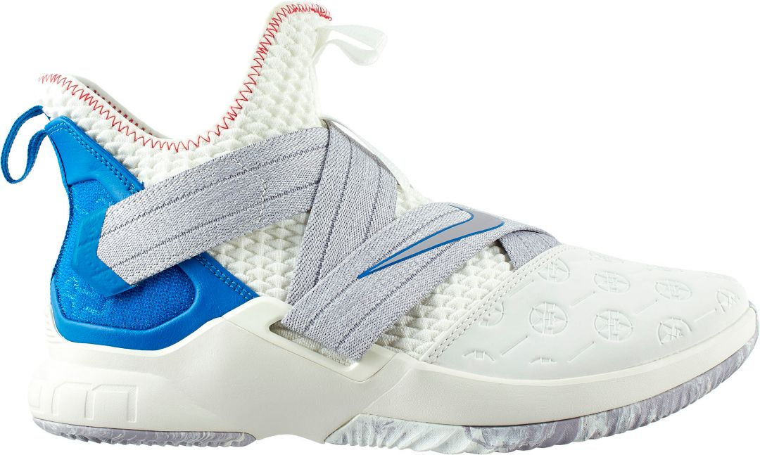 low priced f84b6 5195c Nike Zoom LeBron Soldier 12 Basketball Shoes