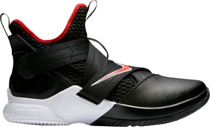 b09f3fb04f50 Nike Zoom LeBron Soldier XII Basketball Shoes. noImageFound