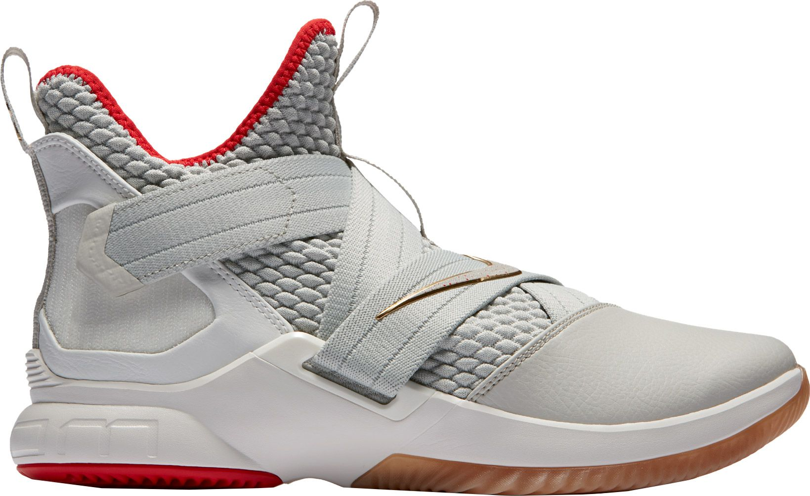 9376fff877ba Nike Zoom LeBron Soldier XII Basketball Shoes