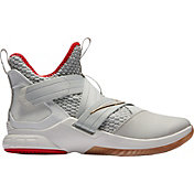 eb76a798f91f Product Image · Nike Zoom LeBron Soldier XII Basketball Shoes in Light Bone  White