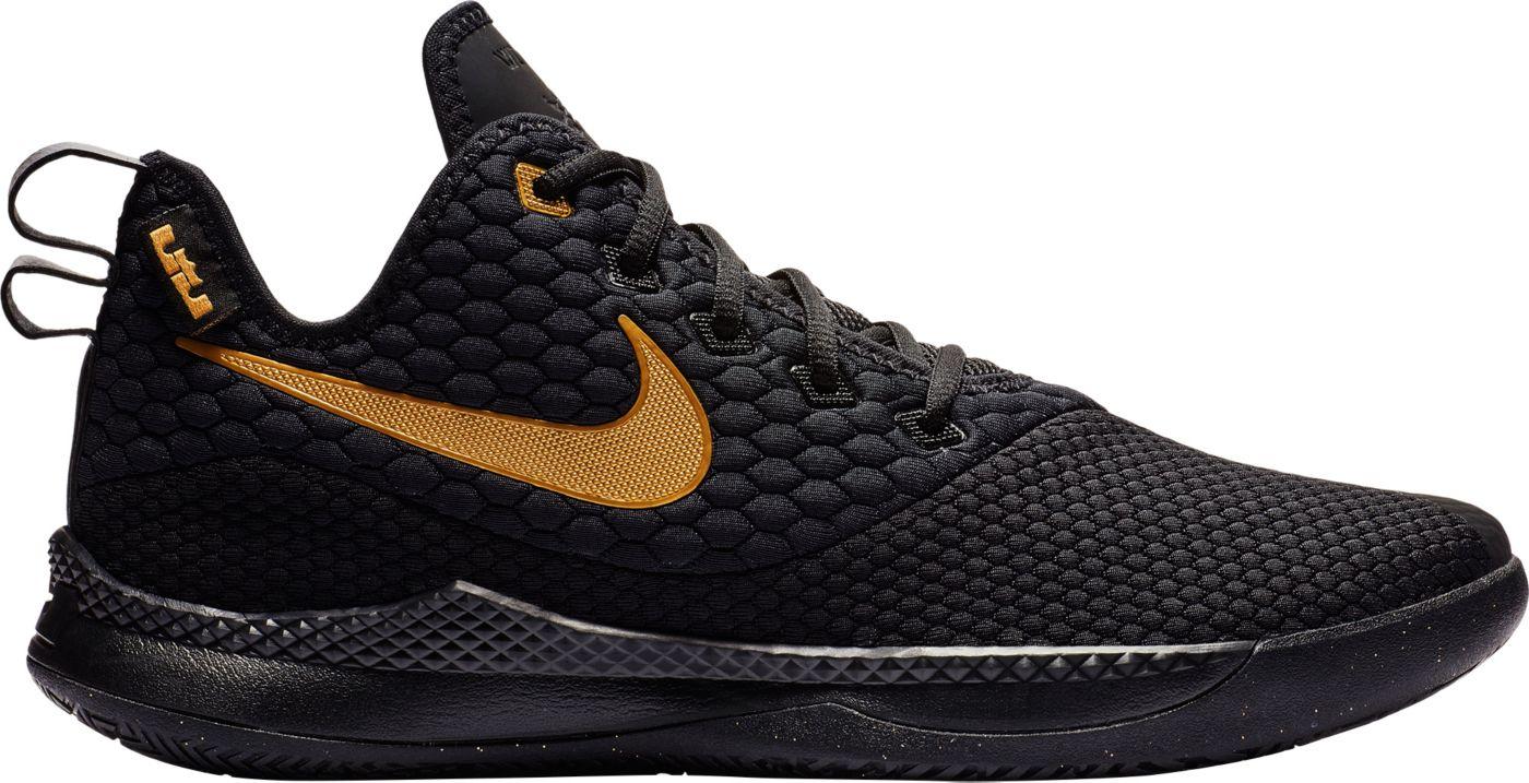 Nike LeBron Witness III Basketball Shoes