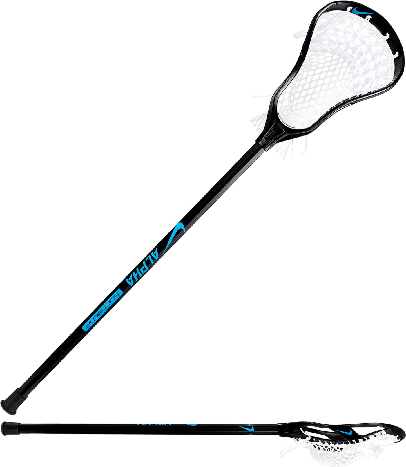 Nike Men's Alpha Hurache Complete Lacrosse Stick