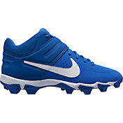Nike Men's Alpha Huarache Varsity Keystone Mid Baseball Cleats