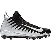 2168f47bc Nike Men s Alpha Menace Pro Mid Football Cleats