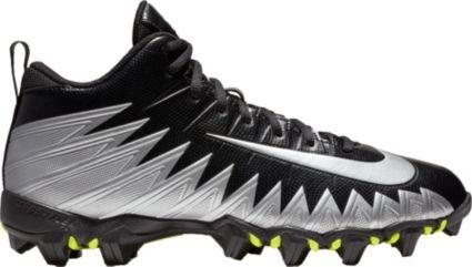 pretty nice b57d4 dd770 Nike Mens Alpha Menace Shark Football Cleats