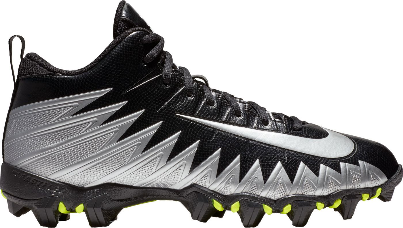 Nike Men's Alpha Menace Shark Football Cleats