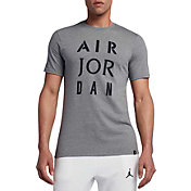 Jordan Men's Sportswear Air Jordan Stencil Graphic Tee