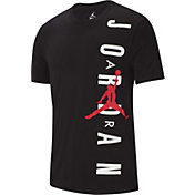 Jordan Men's Vertical Graphic T-Shirt